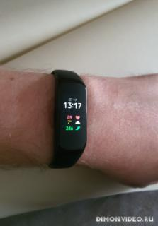 SAMSUNG Galaxy Fit - обзор