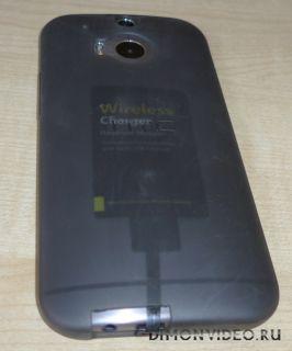 Беспроводная зарядка для HTC ONE m8 или m7