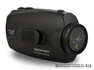 Highscreen Black Box Drive: компактный Full HD-регистратор для авто и велосипеда