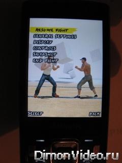 N-GAGE 2.0 на Samsung i8510