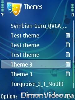 Сборка и установка тем созданных в Theme Diy