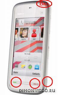 Хард ресет для Nokia 5230 (и др.сенсорных смартфонов на Symbian 9.4)