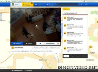 Запись видео с вебкамер на Выборах в парламент Украины 2012