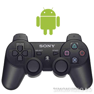 Android + Dualshock 3