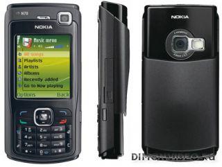 Nokia N70 ME