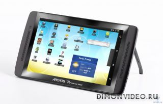 Archos 70 Internet Tablet FS