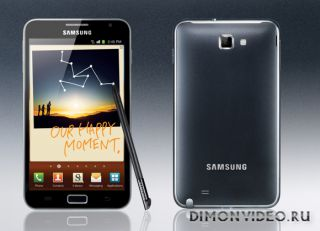 Samsung GT-N7000 Galaxy Note