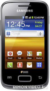 Samsung GT-S6102 Duos Galaxy Y