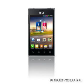 LG Optimus L5 Dual (E-615)