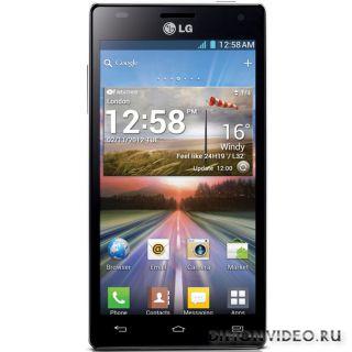 LG Optimus 4X HD (P880)