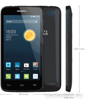 ALCATEL ONETOUCH POP 2(4.5) 5042