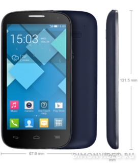 Alcatel ONETOUCH POP C5 5036D