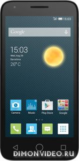ALCATEL ONE TOUCH-PIXI 3 (4.5) 4027D