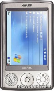 ASUS MyPal A636N
