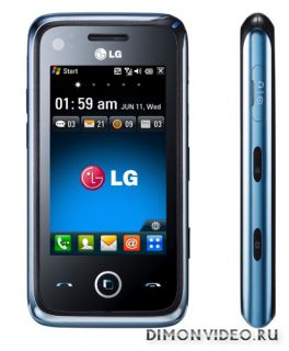 LG gm 730