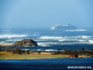 У берегов Норвегии