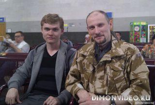 Межреспубликанская встреча в Москве :-)