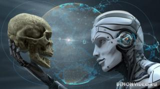 cyborg-skull-human-android-futuristic