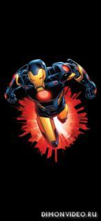 Iron man 1080x2340