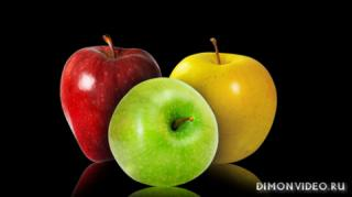 apples-fuirt-red-yellow-green
