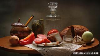 khleb-vodka-zakuska