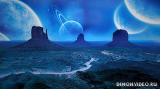 fantasticheskii-peizazh-tri-gory-kosmos-planety