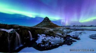 islandiia-kirkjufell-ozero-gora-vodopad