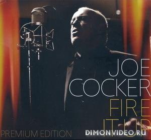 """John Robert """"Joe"""" Cocker - Fire It Up! (Premium Edition) (2012)"""