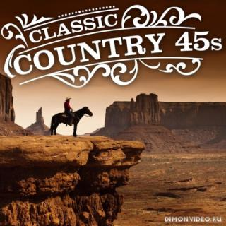 VA - Classic Country 45s (2021)