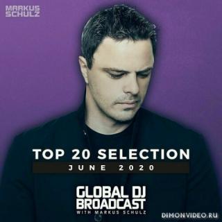 VA - Global DJ Broadcast: Top 20 June 2020