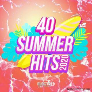 VA - 40 Summer Hits 2020