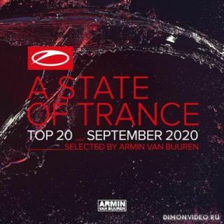 VA - A State Of Trance Top 20: September 2020 [Selected by Armin Van Buuren] (2020)