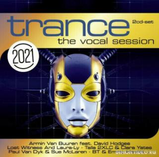 Various Artists - Trance: The Vocal Session 2021 [2 CD]