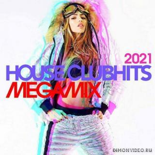 VA - House Clubhits Megamix 2021 (2CD)