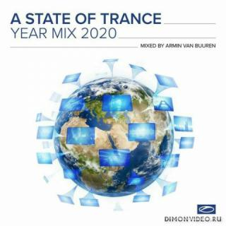 Armin van Buuren - A State Of Trance Year Mix 2020 (Compilation)