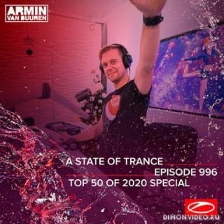 Armin van Buuren - A State Of Trance 996 (Top 50 Countdown' Special Episode)