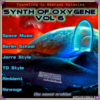 VA - Synth of Oxygene vol 6 [by The Sound Archive] (2021)