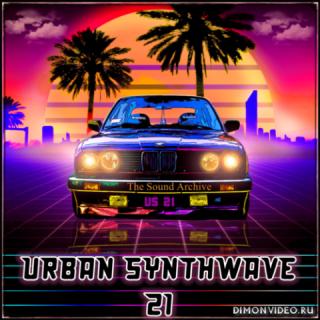 VA - Urban Synthwave vol 21 (2021)