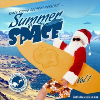 VA - Summer In Space Vol. 1 (2018)