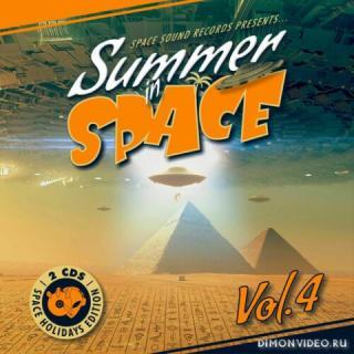 VA - Summer In Space Vol. 4 (2021)