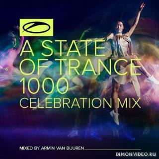 Armin van Buuren - A State Of Trance 1000 (Celebration Mix) (Compilation)