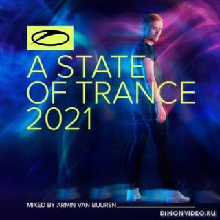 Armin van Buuren - A State Of Trance 2021 (Compilation)