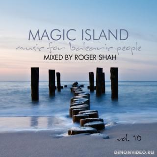 Roger Shah - Magic Island - Music For Balearic People, vol. 10 (Compilation)