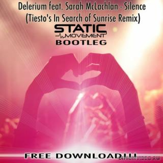 Delerium feat. Sarah McLachlan - Silence (Tiesto\\\