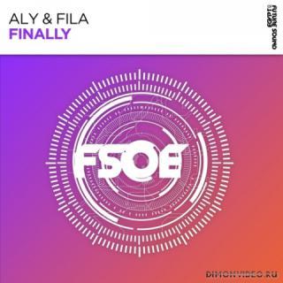 Aly & Fila - Finally (Extended Mix)