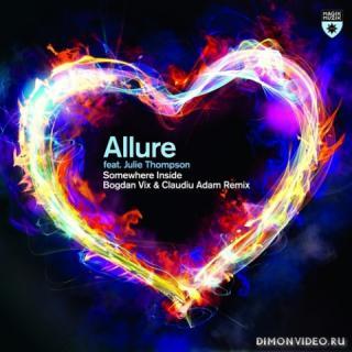 Allure feat. Julie Thompson - Somewhere Inside (Bogdan Vix & Claudiu Adam Extended Mix)