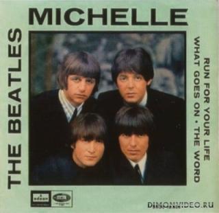 The Beatles - Michelle (KaktuZ Remix)