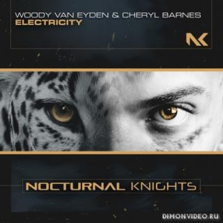 Woody van Eyden & Cheryl Barnes - Electricity (Extended Mix)
