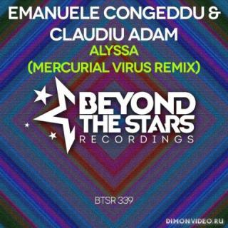 Emanuele Congeddu & Claudiu Adam - Alyssa (Mercurial Virus Extended Remix)