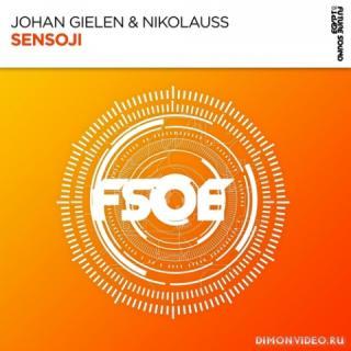 Johan Gielen & Nikolauss - Sensoji (Extended Mix)